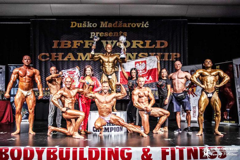 IBFF svetovno prvenstvo v fitnesu in bodybuildingu